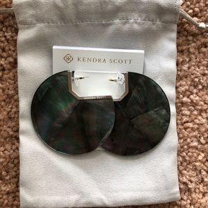 Kendra Scott Kai Silver Hoop Earrings
